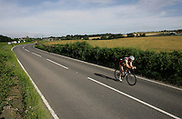 08 JUL 2007 - WAKEFIELD, GBR - British Age Group Triathlon Championships. (PHOTO (C) NIGEL FARROW)