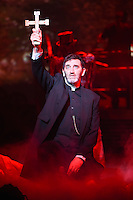 "Jimmy Nail<br /> in the musical of ""The War of the Worlds"" at the Dominion Theatre, London.<br /> <br /> <br /> ©Ash Knotek  D3083 12/02/2016"