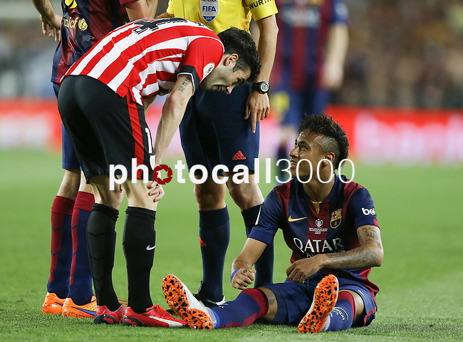 Markel Susaeta (Athletic), Neymar (Barcelona)