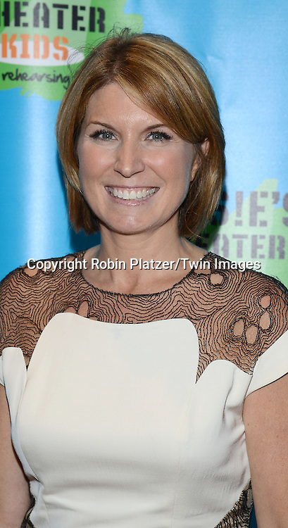 Nicole Wallace of &quot;The View&quot; attend Rosie O'Donnell's 11th Annual Rosie's Theater Kids Gala on September 22, 2014 at The New York Marriott Marquis in New York City. <br /> <br /> photo by Robin Platzer/Twin Images<br />  <br /> phone number 212-935-0770
