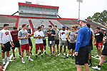 A few highlights from the 2018 Manning Passing Academy held at Nicholls State University in Thibodaux, Louisiana.