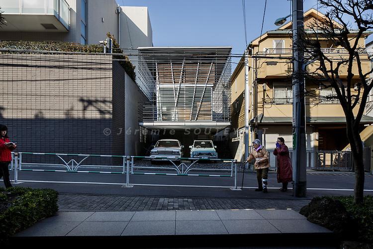 Tokyo, February 2013 - Hojo by Architecton.
