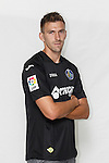 Vicente Guaita poses during official La Liga 2015-16 photo session in Madrid, Spain. July 24, 2015. (ALTERPHOTOS/Victor Blanco)