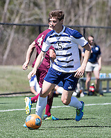 The College of Charleston Cougars played the  Georgia Southern Eagles in The Manchester Cup on April 5, 2014.  The Cougars won 2-0.  Brian Graham (5)
