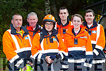 Civil Defence members Fergal Delee, Pat Fitzgerald, Ann Walsh, Patrick McCarthy, Lorraine Kelliher, Adam Harris  Kerry Mountain Rescue emergency exercise drill at Torc Killarney on Saturday