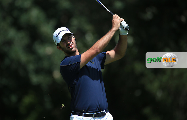 Jorge Campillo (ESP) in action during Round Two of the 2016 BMW SA Open hosted by City of Ekurhuleni, played at the Glendower Golf Club, Gauteng, Johannesburg, South Africa.  08/01/2016. Picture: Golffile | David Lloyd<br /> <br /> All photos usage must carry mandatory copyright credit (&copy; Golffile | David Lloyd)