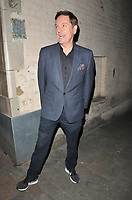 """Brian Conley at the """"9 To 5 The Musical"""" theatre cast stage door departures, The Savoy Theatre, The Strand, London, England, UK, on Saturday 11th May 2019.<br /> CAP/CAN<br /> ©CAN/Capital Pictures"""