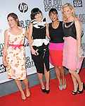 Kathryn Hahn,Zooey Deschanel,Rashida Jones and Elizabeth Banks attends OUR IDIOT BROTHER Los Angeles Premiere held at The Arclight Theater in Hollywood, California on August 16,2011                                                                               © 2011 DVS / Hollywood Press Agency