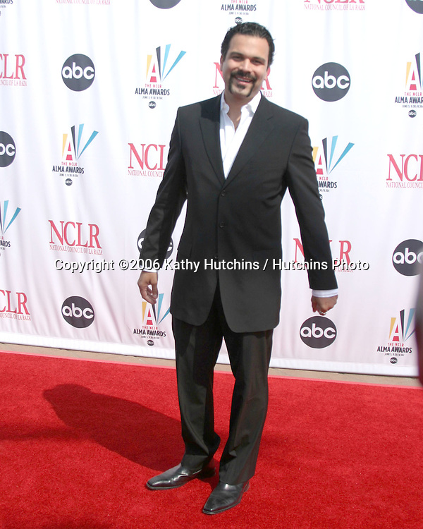 Ricardo Antonio Chavira.ALMA Awards 2006.Shrine Auditorium.Los Angeles, CA.May 7, 2006.©2006 Kathy Hutchins / Hutchins Photo....