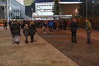 20191112 - LEUVEN , BELGIUM : illustration picture showing the surroundings of the King Power Stadium ahead of the female soccer game between the Belgian Red Flames and Lithuania , the fourth womensoccer game for Belgium in the qualification for the European Championship round in group H for England 2021, Tuesday 12 th November 2019 at the King Power Stadion Den Dreef in Leuven , Belgium. PHOTO SPORTPIX.BE | DAVID CATRY