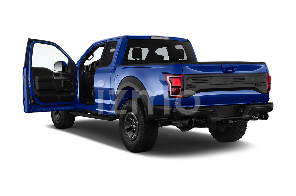 Car images close up view of a 2018 Ford F-150 Raptor Select Doors Door Pick Up doors