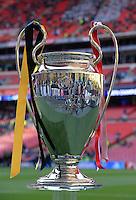 FUSSBALL  CHAMPIONS LEAGUE  SAISON 2012/2013  FINALE  Borussia Dortmund - FC Bayern Muenchen         25.05.2013 Champions League Pokal