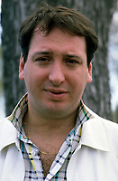 File Photo  circa 1985 - Claude Dauphin, MNA , Marquette-Lachine.<br /> <br /> <br /> <br />  File Photo : Pierre Roussel