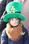 Drogheda Patricks Day Parade Leader 2011