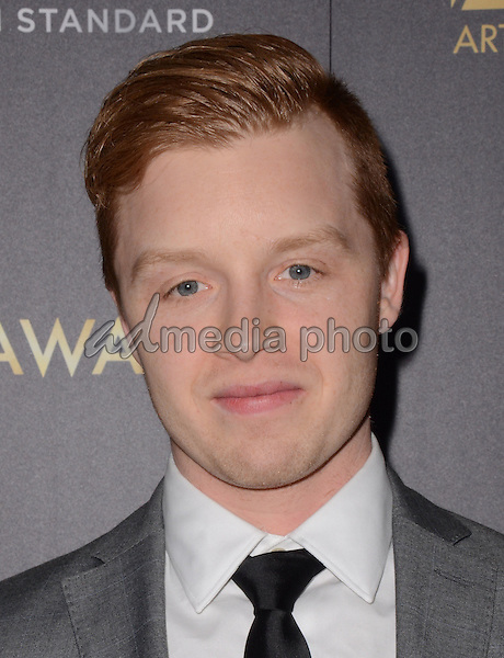 31 January  - Beverly Hills, Ca - Noel Fisher. Arrivals for the Art Director's Guild 20th Annual Production Design Awards held at Beverly Hilton Hotel. Studios. Photo Credit: Birdie Thompson/AdMedia