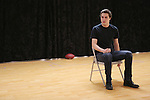 Ryan McCartan performing at the Open Press Rehearsal for 'Heathers The Musical' on February 19, 2014 at The Snapple Theatre Center in New York City.