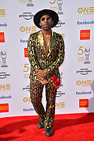 LOS ANGELES, CA. March 30, 2019: Major at the 50th NAACP Image Awards.<br /> Picture: Paul Smith/Featureflash