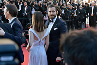 Lily Collins and Jake Gyllenhaal at the &laquo;OKJA` screening during The 70th Annual Cannes Film Festival on May 19, 2017 in Cannes, France.<br /> CAP/LAF<br /> &copy;Lafitte/Capital Pictures<br /> Lily Collins and Jake Gyllenhaal at the &acute;OKJA` screening during The 70th Annual Cannes Film Festival on May 19, 2017 in Cannes, France.<br /> CAP/LAF<br /> &copy;Lafitte/Capital Pictures /MediaPunch ***NORTH AND SOUTH AMERICAS, CANADA and MEXICO ONLY***