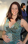 BEVERLY HILLS, CA. - May 26: Annie Wersching arrives at 2010 Collections: Lavish By Heidi Klum For A Pea In The Pod And Love at A Pea In The Pod on May 26, 2010 in Beverly Hills, California.
