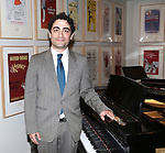 2013 Kleban Prize winner Daniel Mate  attending the 23rd Annual Kleban Prize Reception at ASCAP on June 24, 2013 in New York City.