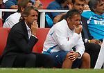 Inter Milan's manager Roberto Mancini.Pic SPORTIMAGE/Simon Bellis..Pre-Season Friendly..Internazionale v Valencia..28th July, 2007..--------------------..Sportimage +44 7980659747..admin@sportimage.co.uk..http://www.sportimage.co.uk/