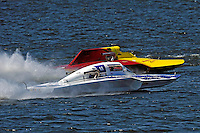"Dan Walls, GNH-68 and Kevin Lacey, GNH-52 ""Wanna Bee"" (Grand National Hydroplane(s)"