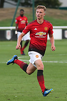 George Tanner of Manchester United U23's during Fulham Under-23 vs Manchester United Under-23, Premier League 2 Football at Motspur Park on 10th August 2018