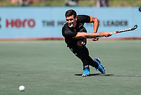 Nick Ross. Pro League Hockey, Vantage Blacksticks Men v Argentina. North Harbour Hockey Stadium, Auckland, New Zealand. Sunday 10 March 2019. Photo: Simon Watts/Hockey NZ