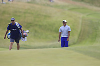 C.T. Pan (TAI) at the 3rd green during Friday's Round 2 of the 117th U.S. Open Championship 2017 held at Erin Hills, Erin, Wisconsin, USA. 16th June 2017.<br /> Picture: Eoin Clarke | Golffile<br /> <br /> <br /> All photos usage must carry mandatory copyright credit (&copy; Golffile | Eoin Clarke)