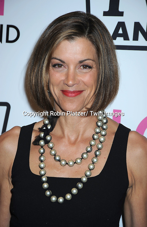 "Wendie Malick  posing for photographers at The ""Hot In Cleveland"" premiere party and screening on June 14, 2010 .at The Crosby Street Hotel in New York City."