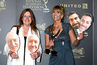 LOS ANGELES - APR 28:  Multiple Camera Editing, Young and Restless at the 44th Creative Daytime Emmy Awards at the Pasadena Civic Auditorium on April 28, 2017 in Pasadena, CA