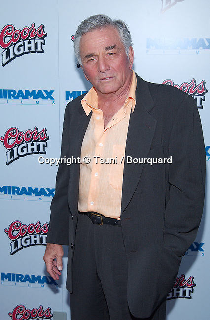 """Peter Falk arriving at the premiere of """"Undisputed"""" at the Mann Festival Theatre in Los Angeles. August 21, 2002.            -            FalkPeter02.jpg"""