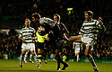 26/11/2005         Copyright Pic : James Stewart.File Name : sct_jspa10 celtic v dunfermline.CHRIS SUTTON CATCHES ALLAN MCGREGOR WITH A LATE CHALLENGE..........Payments to :.James Stewart Photo Agency 19 Carronlea Drive, Falkirk. FK2 8DN      Vat Reg No. 607 6932 25.Office     : +44 (0)1324 570906     .Mobile   : +44 (0)7721 416997.Fax         : +44 (0)1324 570906.E-mail  :  jim@jspa.co.uk.If you require further information then contact Jim Stewart on any of the numbers above.........
