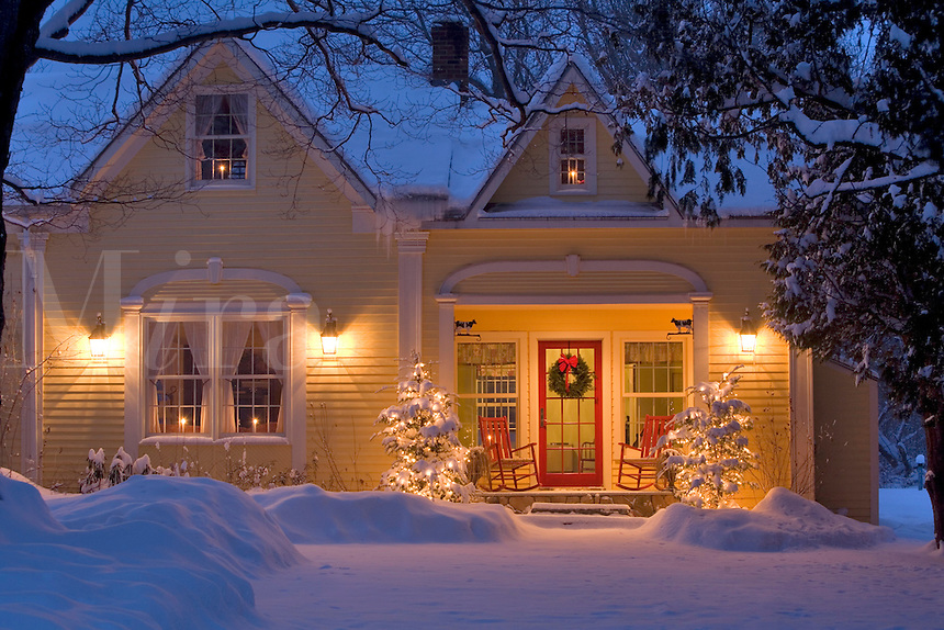 Christmas Home in Grand Isle, VT