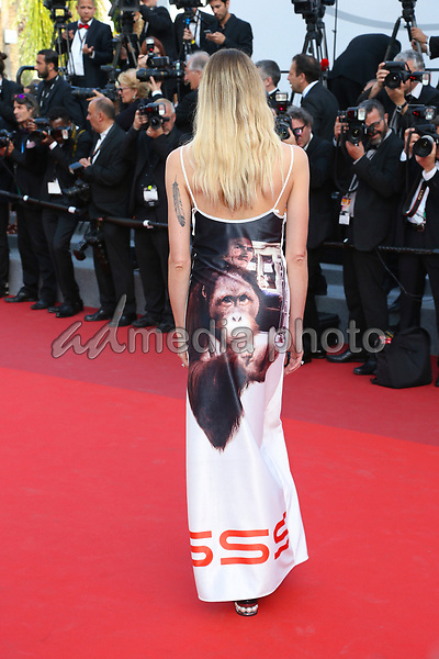 "24 May 2017 - Cannes, France - Veronika Heilbrunner . ""The Beguiled"" Premiere - The 70th Annual Cannes Film Festival. Photo Credit: Georg Wenzel/face to face/AdMedia"