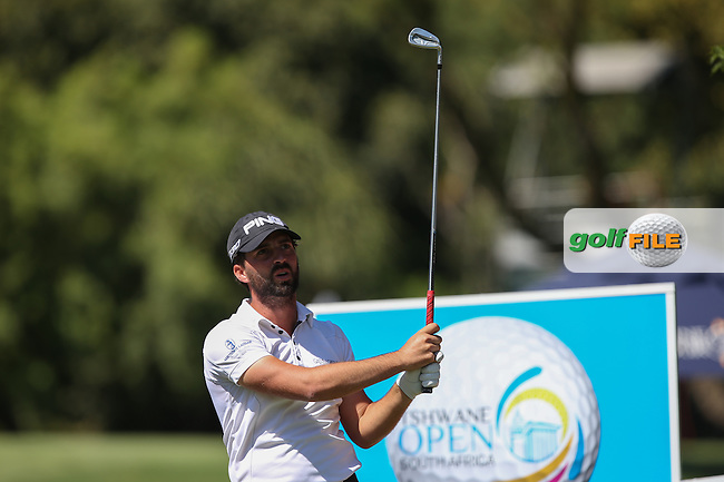 John Parry (ENG) shoots 67 and makes the weekend during Round Two of the Tshwane Open 2015 at the Pretoria Country Club, Waterkloof, Pretoria, South Africa. Picture:  David Lloyd / www.golffile.ie. 13/03/2015