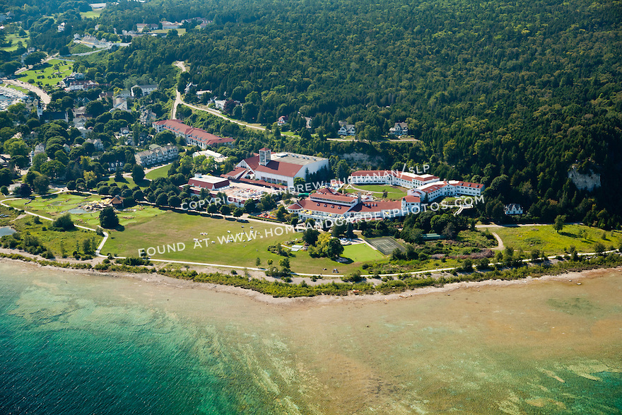MIssion Point Resort, Mackinac Island