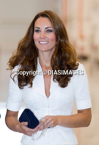 "CATHERINE, DUCHESS OF CAMBRIDGE AND PRINCE WILLIAM.on their second in Singapore, tour of South-East Asia, representing the Queen as part of the Diamond Jubilee Year..William and Kate visit the Rolls Royce Factory..Kate operates a test engine_12/09/2012.Mandatory credit photo: ©IJ Pool/DIASIMAGES..""""NO UK USE FOR 28 DAYS UNTIL 10TH OCTOBER 2012""..                **ALL FEES PAYABLE TO: ""NEWSPIX INTERNATIONAL""**..IMMEDIATE CONFIRMATION OF USAGE REQUIRED:.DiasImages, 31a Chinnery Hill, Bishop's Stortford, ENGLAND CM23 3PS.Tel:+441279 324672  ; Fax: +441279656877.Mobile:  07775681153.e-mail: info@newspixinternational.co.uk"