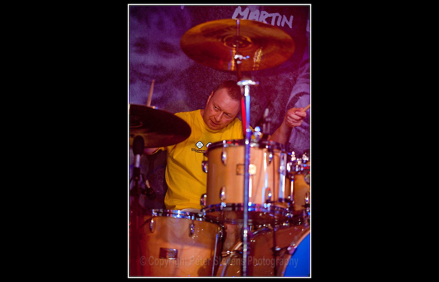 Buddy Ascott - The Chords - The Garage, Highbury corner, Islington, London N1 - 21st August 2010