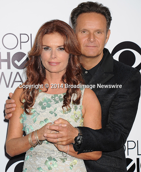 Pictured: Roma Downey<br /> Mandatory Credit &copy; Gilbert Flores /Broadimage<br /> 2014 People's Choice Awards <br /> <br /> 1/8/14, Los Angeles, California, United States of America<br /> Reference: 010814_GFLA_BDG_304<br /> <br /> Broadimage Newswire<br /> Los Angeles 1+  (310) 301-1027<br /> New York      1+  (646) 827-9134<br /> sales@broadimage.com<br /> http://www.broadimage.com