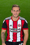 Billy Sharp of Sheffield Utd during the 2017/18 Photocall at Bramall Lane Stadium, Sheffield. Picture date 7th September 2017. Picture credit should read: Sportimage