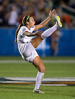 Nickolette Driesse. Florida State defeated Virginia Tech, 3-2,  at the NCAA Women's College Cup semifinals at WakeMed Soccer Park in Cary, NC.