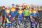 TEAM: The Earl of Desmond Cycling team in training on Sunday for next Sunday's Matt Lacey Cycling Race l-r: Paul Lynch, Pat Dunworth, Michael Leahy, Niall Brosnan, David Wallace, Matt Lacey, Conor McCarthy, Denis Dunworthy, Pat O'Connor, Martin Lacey and Cian Hogan.   Copyright Kerry's Eye 2008