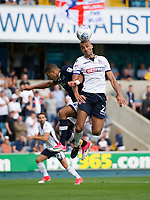 Bolton Wanderers' Darren Pratley in action during today&sbquo;&Auml;&ocirc;s game<br /> <br /> Photographer Ashley Western/CameraSport<br /> <br /> The EFL Sky Bet Championship - Millwall v Bolton Wanderers - Saturday August 12th 2017 - The Den - London<br /> <br /> World Copyright &not;&copy; 2017 CameraSport. All rights reserved. 43 Linden Ave. Countesthorpe. Leicester. England. LE8 5PG - Tel: +44 (0) 116 277 4147 - admin@camerasport.com - www.camerasport.com