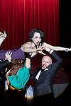NO PARADERAN<br /> <br /> DIRECTION ARTISTIQUE Marco Berrettini<br /> AVEC<br /> Marco Berrettini<br /> Jean-Paul Bourel<br /> Valérie Brau-Antony<br /> Ruth Childs<br /> Antonella Sampieri<br /> Bruno Faucher<br /> Chiara Gallerani<br /> Gianfranco Poddighe<br /> ASSISTANTE Chiara Gallerani<br /> SCÉNOGRAPHIE Bruno Faucher / Marco Berrettini en collaboration avec Jan Kopp<br /> LUMIÈRES Nicolas Barrot / Bruno Faucher<br /> DIRECTEUR TECHNIQUE Nicolas Barrot<br /> RÉGISSEUR SON Felix Perdreau<br /> COSTUMES Angèle Micaux<br /> ADMINISTRATION - DIFFUSION Tutu Production - Pauline Coppée<br /> DATE : 28/01/2020<br /> LIEU Théâtre des Amandiers<br /> VILLE Nanterre