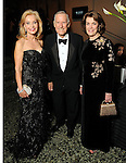"From left: Pat Breen, Ed Bechnel and Jennie Kilroy at ""Modern"" the  Museum of Fine Arts Houston's Grand Gala Ball  Friday Oct. 12,2012.(Dave Rossman photo)"