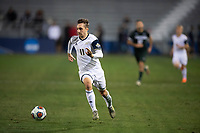Santa Barbara, CA - Friday, December 7, 2018:  Akron men's soccer defeated Michigan State 5-1 in a semi-final match in the 2018 College Cup.  Michael Zajac.