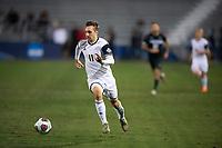 Santa Barbara, CA - Friday, December 7, 2018:  Akron men's soccer defeated Michigan State 5-1 in a semi-final match in the 2018 College Cup.  Michael Zajac.