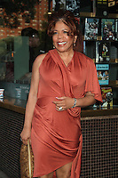 NEW YORK CITY,NY - August 08, 2012:  Valerie Simpson at The Magnolia Pictures screening of 2 Days in New York at The Landmark Sunshine Cinema in New York City. &copy; RW/MediaPunchInc.. /Nortephoto.com<br />