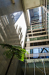 Entrance &amp; foyer at 9 Castlereagh Street Sydney, NSW, Australia.<br /> <br /> Architect: Harry Seidler